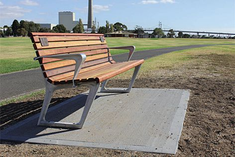 Furphy Foundry can help with a range of urban design requirements, including outdoor furniture.