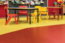 iQ homogenous vinyl range from Tarkett