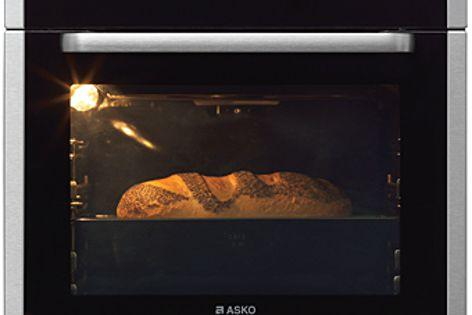 Asko OP8650 self-cleaning oven