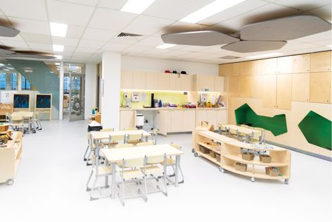 Saniflo's Sanispeed unit was ideal for a challenging installation at an early learning centre in New South Wales.