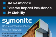 Symonite composite panels