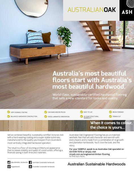 Australian Oak by ASH