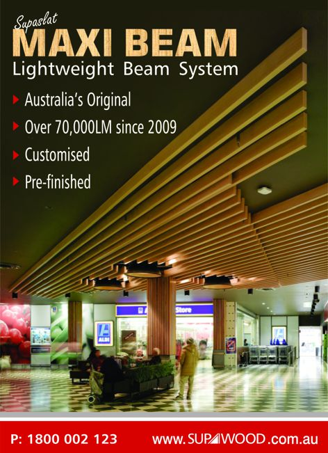 Maxi Beam system from Supawood