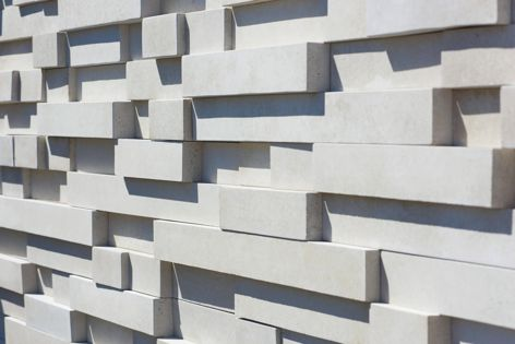 Sculpt the modern landscape with Cultured Stone