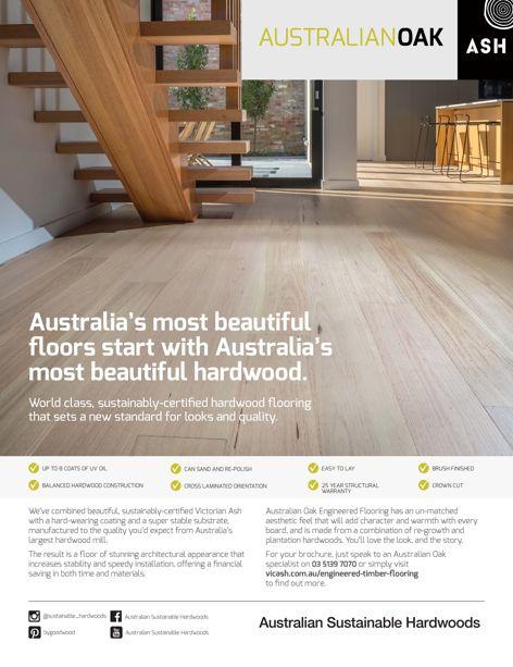 Oak from Australian Sustainable Hardwoods