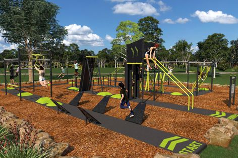 Park planners and councils are among those who have embraced the opportunity to get adolescents more active in open spaces.