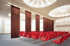 DORMA Variflex room partitions