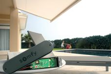 Somfy Eolis 3D Wireless RTSTS sensor