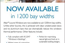 Altair Louvre Windows from Breezway