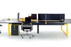 Herman Miller Arras workstation