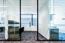 Neat partitioning system by Formula Interiors
