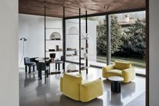 Marenco armchair and sofa from Poliform