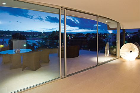 Alspec's Commercial sliding door range is designed for the extremes of the Australian environment.