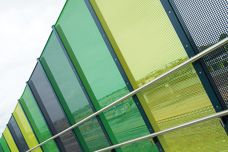 Perforated panels from Locker Group