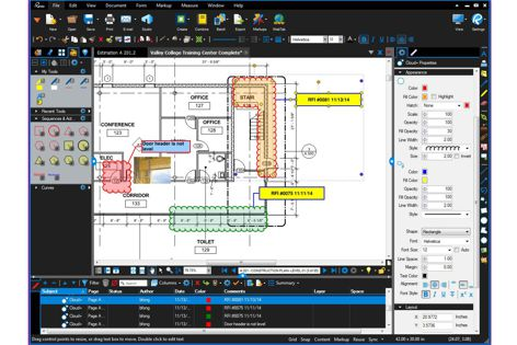 Bluebeam Revu enables architects to implement digital workflows that span the entire project life cycle.