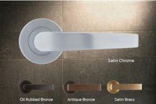 Legge Luxe door levers from Allegion