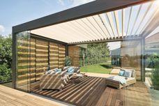 New addition to Warema Louvre Roof range
