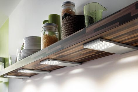 Hera LED lighting offers state-of-the-art technology with a stylish design.