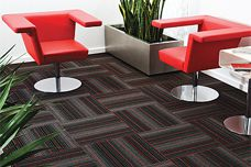EC Modular carpet tiles