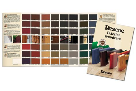 The Woodsman wood stain range from Resene can help to enhance, rejuvenate and recolour weathered timber.