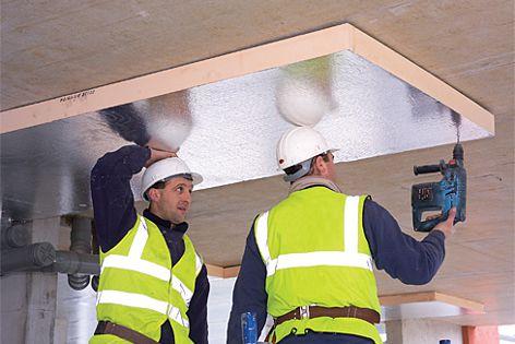 Kingspan Kooltherm® K10FM Soffit Board is a high performance rigid cellular insulation.