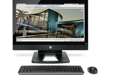 Z1 workstation by Hewlett Packard