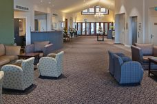 Carpet for aged care projects from GEO Flooring