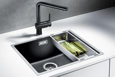 Blanco Subline500IF SteelFrame sink from Shriro