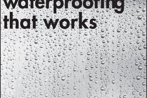Wolfin  waterproofing that works