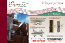 Woodform's Expression cladding