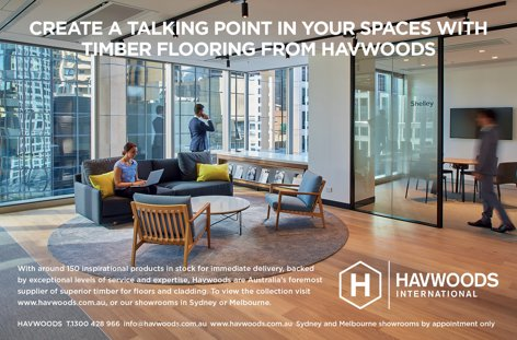Timber flooring from Havwoods