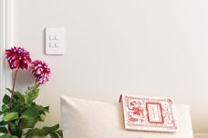 Iconic electrical switches and outlets by Clipsal