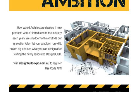 DesignBuild – bold ambition