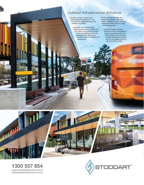 Infrastructure solutions by Stoddart