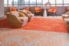 Intrinsic carpet planks from GEO Flooring