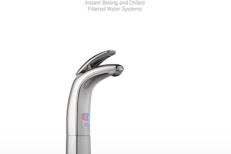 Filtered water systems by Billi