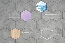 Tiling solutions by Bostik