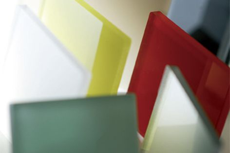 Frost, a matt finish & two new colours are now available in Akrils high-tech coated polymer panels.
