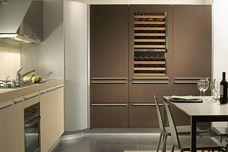 Integrated appliances by Multyflex