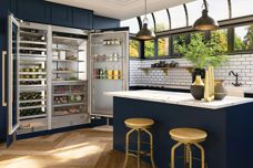 Monolith Wine Cabinet for wine connoisseurs