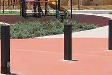 DA Christie Flexipole Bollards