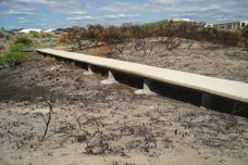 Permatrak boardwalk