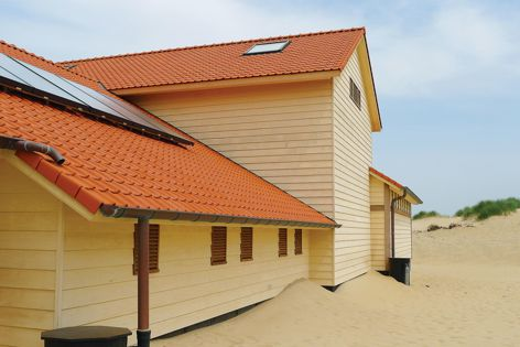 Accoya is ideal for windows and doors exposed to extreme weather, and decking and cladding in all climates.