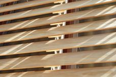 Sustainable shading systems by Horiso