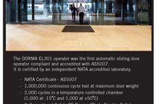 EL301 automatic door operator