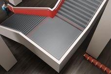 Rubber Stair Treads from GEO Flooring