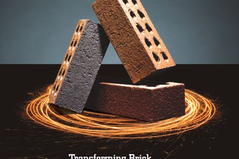 Alchemy bricks by CSR