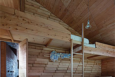 Shearers Quarters by John Wardle Architects. Photography: Trevor Mein.
