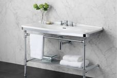 Metallo washstands from Victoria and Albert