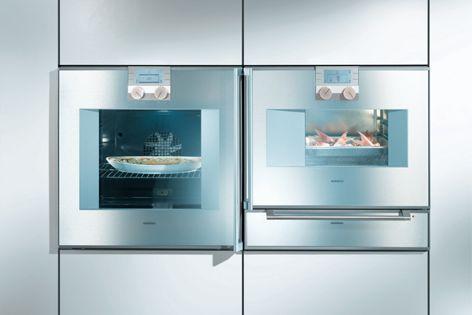 The new 200 Series oven range.